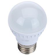 Χαμηλού Κόστους Λαμπτήρες LED σφαίρα-10pcs 5w e26 / e27 οδήγησε λαμπτήρες σφαίρα ζεστό / κρύο λευκό διακοσμητικά ac220-240v
