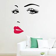 사람들 벽 스티커 플레인 월스티커 데코레이티브 월 스티커,비닐 홈 장식 벽 데칼 For 벽