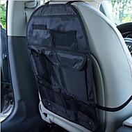 nieuwe promotie auto-accessoires stoelhoezen golftas met meerdere pocket organizer autostoel tas van de achterbank van de stoel
