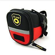 お買い得  -B-SOUL 20 L 自転車用サドルバッグ 多機能の 自転車用バッグ PUレザー / 1680Dポリエステル 自転車用バッグ サイクリングバッグ サイクリング / バイク