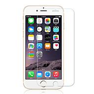 abordables Accesorios para iPhone-Protector de pantalla para Apple iPhone 6s Plus / iPhone 6 Plus Vidrio Templado 1 pieza Protector de Pantalla Frontal Alta definición (HD) / A prueba de explosión / iPhone 6s / 6