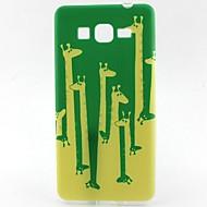 お買い得  Samsung 用 ケース/カバー-ケース 用途 Samsung Galaxy Samsung Galaxy ケース パターン バックカバー カートゥン TPU のために Grand Prime