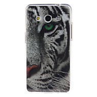 For Samsung Galaxy etui IMD Etui Bagcover Etui Dyr TPU Samsung Core 2