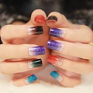 preiswerte -- Finger - 3D Nails Nagelaufkleber - Andere 15*7.5*0.1 cm