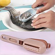 お買い得  キッチン用小物-キッチンツール プラスチック クリエイティブキッチンガジェット ピーラー&おろし金 魚のための 1個