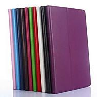 halpa -varten Yhtenäinen väri PU-nahka materiaali