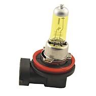 2шт carking ™ кобо h8 / H11 3000k 550Lm желтый свет автомобиля галогенные лампы (DC 12V)