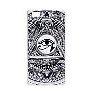 pc окрашенный телефонный футляр для huawei p8 lite чехлы / чехлы для huawei