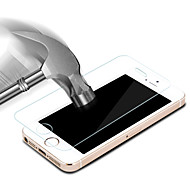 0.02mm anti-kras ultra-dunne gehard glas screen protector voor iPhone 5 / 5s / se