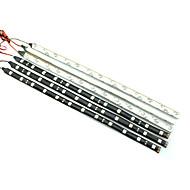 0.3m 12led biały / czerwony / niebieski / żółty elastyczne paski LED Light DC12 V