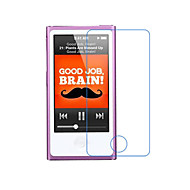 ipod nano 7 ipod screen protectors의 고해상도 스크린 프로텍터 flim