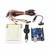 ArduinoのためのUNO R3開発ボードキット