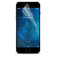 Недорогие Защитные плёнки для экрана iPhone-Защитная плёнка для экрана Apple для iPhone 6s iPhone 6 1 ед. Защитная пленка для экрана HD