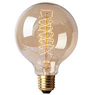 e27-40w retro industri glødelampe edison stil høy kvalitet