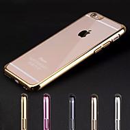 Назначение iPhone X iPhone 8 iPhone 7 iPhone 7 Plus iPhone 6 iPhone 6 Plus Чехлы панели Покрытие Прозрачный Задняя крышка Кейс для