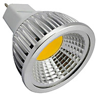 4W GU5.3(MR16) Focos LED MR16 1 COB 320 lm Blanco Cálido Blanco Fresco 3000/6500 K Decorativa DC 12 V