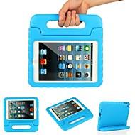 voordelige iPad-hoesjes/covers-hoesje Voor iPad Mini 4 Schokbestendig met standaard Volledig hoesje Effen Kleur EVA voor iPad Mini 4