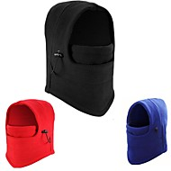 billige Sportstøj-Unisex Anti-forurening maske Tørklæder Hold Varm Vindtæt Anti-Insekt Åndbart for Ski Campering & Vandring Klatring Skøjtning Cykling /