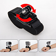 Straps Wrist Strap Waterproof For Action Camera Gopro 6 All Gopro Gopro 5 Gopro 4 Gopro 4 Session Gopro 3 Gopro 3+ Gopro 2 Universal Auto