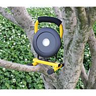 LED svítilny LED žárovky Nabíječky LED 6000 Lumenů 3 Režim Cree XM-L2 18650 Protiskluzové držadlo Dobíjecí Voděodolné Ultra lehké High