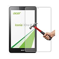 abordables Accesorios para Tableta-protector de pantalla para acer b1-820 templado vidrio 1 pc de alta definición (hd)