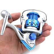 tanie Fishing & Hunting-Kołowrotki spinningowe 5.2:1 8.0 Łożyska kulkowe wymiennySea Fishing / Casting Bait / Ice Fishing / Spinning / Wędkarstwo słodkowodne /