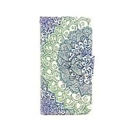 Назначение iPhone X iPhone 8 Кейс для iPhone 5 Чехлы панели Кошелек со стендом Флип Чехол Кейс для Цветы Твердый Искусственная кожа для