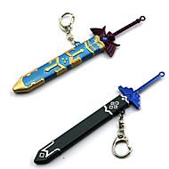 tanie Kostiumy i cosplay-Broń Miecz Zainspirowany przez The Legend of Zelda Cosplay Anime / Gry Video Akcesoria do Cosplay Miecz Stop Męskie