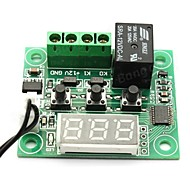 cheap Arduino Accessories-W1209 DC 12V -50 to +110 Temperature Control Switch Thermostat Thermometer
