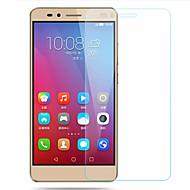 お買い得  スクリーンプロテクター-スクリーンプロテクター Huawei のために Huawei Honor 5X 強化ガラス 1枚 ハイディフィニション(HD)