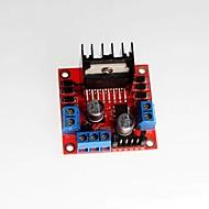 お買い得  Arduino 用アクセサリー-新しいオリジナルL298Nモータドライバボード、モジュール/ステッピングモータ/ロボティクス