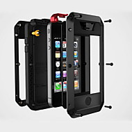 abordables Accesorios para Apple-Funda Para Apple iPhone 8 iPhone 8 Plus Funda iPhone 5 iPhone 6 iPhone 6 Plus iPhone 7 Plus iPhone 7 Agua / Polvo / prueba del choque