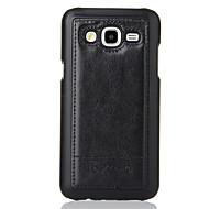 Για Samsung Galaxy Θήκη Θήκη καρτών / Πορτοφόλι / με βάση στήριξης / Ανοιγόμενη / Ανάγλυφη tok Πίσω Κάλυμμα tok Γεωμετρικά σχήματα