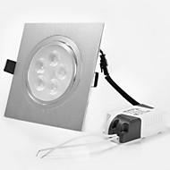 olcso SüllyesztettLED izzók-Süllyesztett izzók 5 led Nagyteljesítményű LED Dekoratív Meleg fehér 450lm 3000K AC 220-240 AC 110-130V