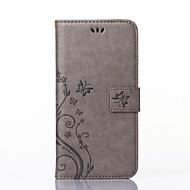 Недорогие Кейсы для iPhone 8 Plus-Назначение iPhone X iPhone 8 iPhone 7 iPhone 7 Plus iPhone 6 iPhone 6 Plus Кейс для iPhone 5 Чехлы панели Кошелек Бумажник для карт со