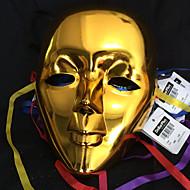abordables Disfraces y Cosplay-Carnaval Máscara Hombre Mujer Halloween Carnaval Festival / Celebración Disfraces de Halloween Color Seleccionado al Azar