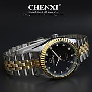 お買い得  -CHENXI® リストウォッチ エミッタ カジュアルウォッチ ゴールド / ホワイト / ブラック