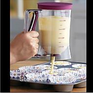 Χαμηλού Κόστους -Εργαλείο διακόσμησης Ντισπένσερ Μείγματος Πίτες Κέικ Ψωμί Πλαστική ύλη Φιλικό προς το περιβάλλον Φτιάξτο Μόνος Σου Υψηλή ποιότητα