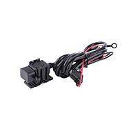 Недорогие Автомобильные зарядные устройства-Iztoss Грузовик / Мотоцикл / Автомобиль 1 USB порт for 5 V