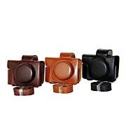 Dengpin® PU Leather Camera Case Bag Cover for Olympus E-M10 MARK II EM10 Mark2 (14-42mm EZ lens(Assorted Colors)