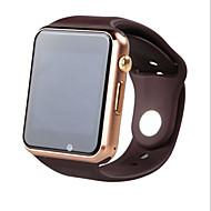 olcso Elektronikai kiegészítők-Intelligens Watch GPS Videó Fényképezőgép Audió Kéz nélküli hívások Üzenet kontroll Kamera kontroll Testmozgásfigyelő Alvás nyomkövető