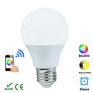 4W E26/E27 Lumini Decorative B 1 COB 300-3600 lm RGB Bluetooth AC 100-240 V 1 bc