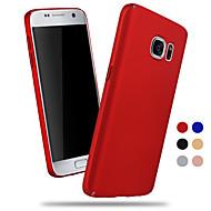 voordelige Hoesjes / covers voor Samsung-ultra dunne beschermende achterkant samsung galaxy case voor S7 / S7 edge / s6 (6 kleuren)