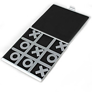 cheap Toys & Hobbies-Travelling Tic Tac Toe Aluminium Board Games