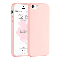 Til Etui iPhone 6 Etui iPhone 6 Plus Annen Etui Bakdeksel Etui Ensfarget Myk TPU til iPhone 6s Plus/6 Plus iPhone 6s/6 iPhone SE/5s/5