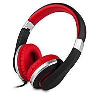 kanen i20 sklopivi 3.5mm hi-fi stereo preko uho slušalice za iPhone Samsung in-line kontrola glasnoće mikrofona