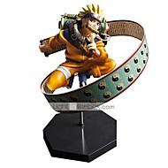 Anime Actionfigurer Inspireret af Naruto Naruto Uzumaki PVC 23 CM Model Legetøj Dukke Legetøj