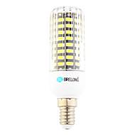 olcso LED kukorica izzók-6 W 500-600 lm E14 LED kukorica izzók T 80 led SMD Meleg fehér Hideg fehér AC 220-240V