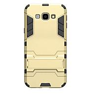 billige Galaxy A3(2016) Etuier-For Samsung Galaxy etui Stødsikker Med stativ Etui Bagcover Etui Armeret PC for Samsung A7(2016) A5(2016) A3(2016) A9 A8 A7