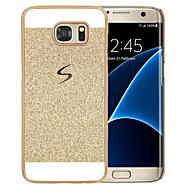 Для С узором Кейс для Задняя крышка Кейс для Сияние и блеск Твердый PC Samsung S6 edge plus / S6 edge / S6 / S5 / S4 / S3